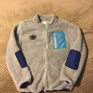 Gymboree teddy kids jacket